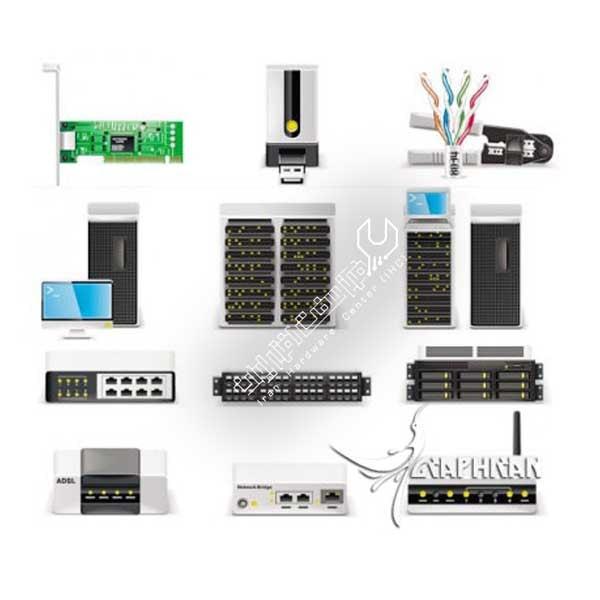 سخت افزار شبکه