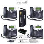 راه اندازی تلفن تحت شبکه voip