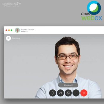 راه اندازی WEBEX