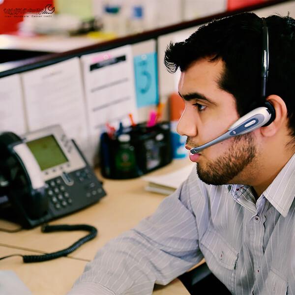 راه اندازی مرکز تماس